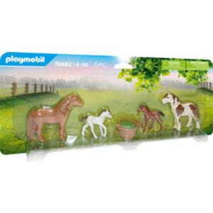 PLAYMOBIL® Country 70682 Ponys mit Fohlen