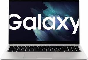 "Galaxy Book (NP750XDA-KD3DE) 39,62 cm (15,6"") Notebook mystic silver"