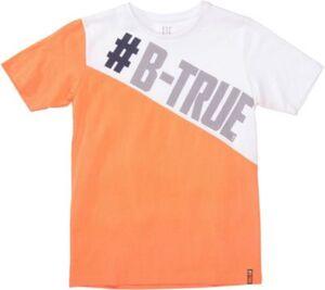 T-Shirt  koralle Gr. 176 Jungen Kinder