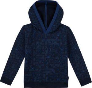 Sweatshirt , Organic Cotton dunkelblau Gr. 116 Jungen Kinder