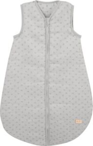 """Schlafsack """"Lil Planet"""", 100% Baumwolle, grau, 70 cm"""