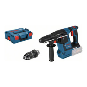 Bosch Akku-Bohrhammer mit SDS plus GBH 18V-26 F Solo Version L-BOXX