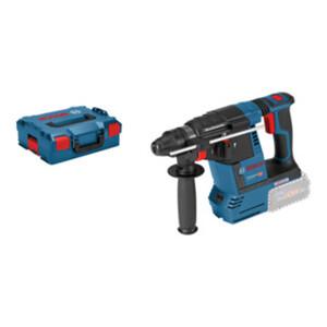 Bosch Akku-Bohrhammer mit SDS plus GBH 18V-26 Solo Version L-BOXX