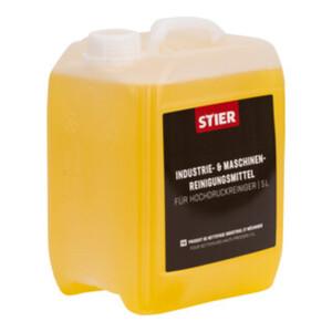 STIER Industrie- und Maschinenreinigungsmittel für Hochdruckreiniger 5 Liter