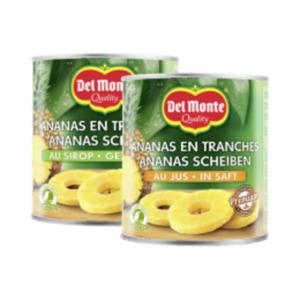 Del Monte Ananasscheiben