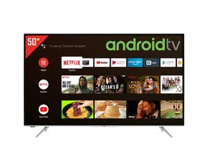 JVC Android TV - Fernseher / Smart TV mit Play Store & Google Assistant (Android 9.0, 4K UHD, Dolby Vision HDR, Bluetooth, Triple-Tuner)