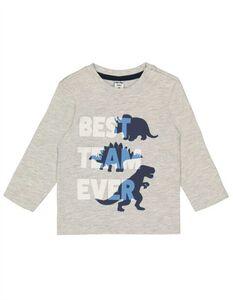 Baby Langarmshirt - Print