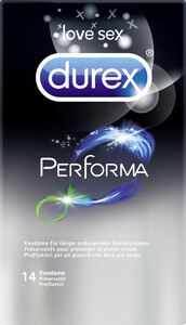 Durex Performa Kondome 14 Stück