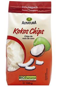Alnatura Bio Kokos Chips 100G