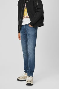 C&A CLOCKHOUSE-Slim Jeans, Blau, Größe: W28 L32