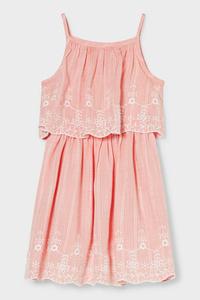 C&A Kleid, Rot, Größe: 104