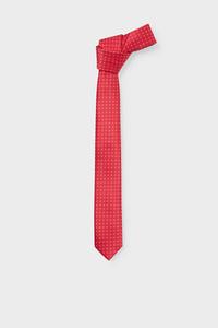 C&A Krawatte-gepunktet, Rot, Größe: 134