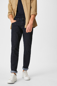 C&A Slim Jeans, Blau, Größe: W28 L32