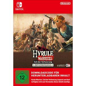 Hyrule Warriors: Zeit der Verheerung Erweiterungspass