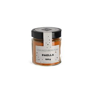 Gewürzzubereitung Paella