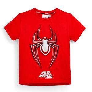 """Rotes, besticktes """"Spiderman"""" T-Shirt (kleine Jungen)"""