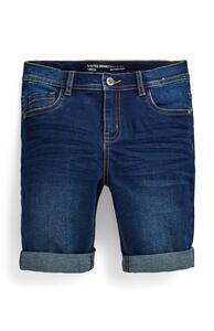Blaue Skinny Jeansshorts (Teeny Boys)
