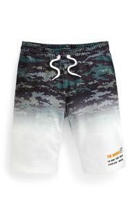 Shorts mit verblasstem Tarnmuster (Teeny Boys)