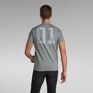 Stitch & Graphic Slim T-Shirt