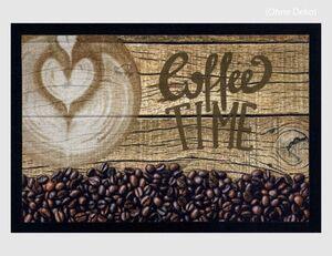 Schmutzfangmatte Coffee Time