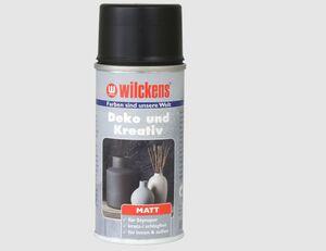 Spraylack Deko & Kreativ schwarz