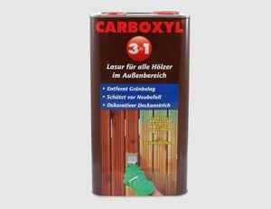 Carboxyl Holzlasur 3in1