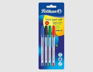 Pelikan Kugelschreiber 4 Farben