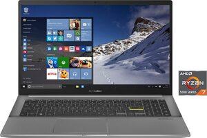 Asus S533UA-KJ121T Notebook (39,62 cm/15,6 Zoll, AMD Ryzen 7, 1000 GB SSD)