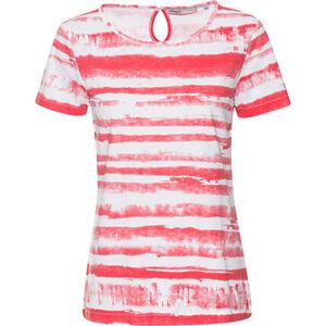 """Adagio T-Shirt """"Lille"""", Streifen, Kurzarm, Rundhals, für Damen"""