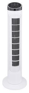 Turmventilator Lufti in Weiß max. 45 Watt