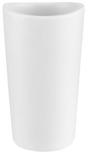 Zahnputzbecher Melrina in Weiß Ø ca. 6,5cm