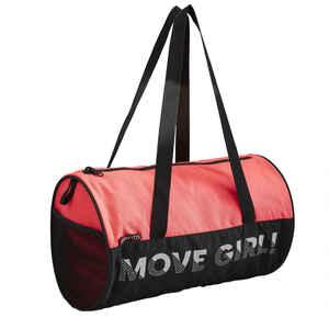 Sporttasche Tube Fitness Cardio kompakt 15l rosa
