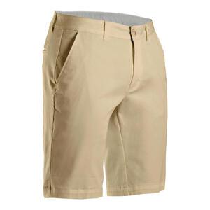 Golf Bermuda Short MW500 Herren beige