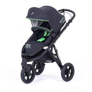 Knorr Kinderwagenset head sport3 grün dunkelgrau  883420 Head Sport3  *mb*