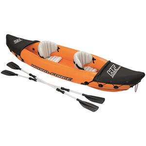 Bestway Kajak 65077 lite-rapid x2 orange schwarz  65077 Lite-Rapid X2 Kayak