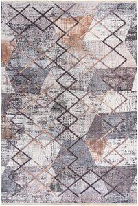 Teppich »My Valencia 631«, Obsession, rechteckig, Höhe 6 mm, recycelte Materialien, modernes Design, mit Fransen, waschbar, In- und Outdoor geeignet