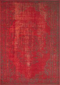 Teppich »Cordelia«, HANSE Home, rechteckig, Höhe 9 mm, Kurzflor, Vintage Optik, Wohnzimmer