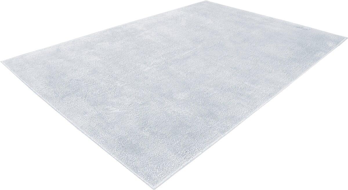 Bild 1 von Hochflor-Teppich »Carla«, Lüttenhütt, rechteckig, Höhe 40 mm, super soft, pastellfarben, Wohnzimmer
