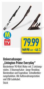 "Universalsauger ""Livington Prime Everyday"""