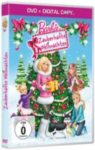Universal Pictures DVD Barbie - Zauberhafte Weihnachten