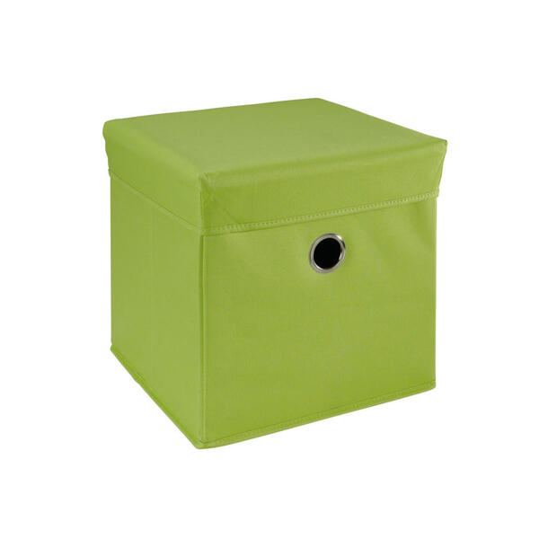 AUFBEWAHRUNGSBOX, grün