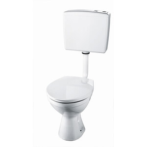 Stand-WC-Set Basic weiß