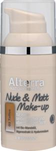 Alterra              Nude & Matt Make-up