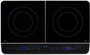 Medion® Doppel-Induktionskochplatte MD 15324, 10 Temparaturstufen einstellbar