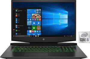 HP 15-dk1250ng Notebook (39,6 cm/15,6 Zoll, Intel Core i5, GeForce GTX 1650 Ti, 1000 GB SSD)