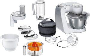 BOSCH Küchenmaschine CreationLine MUM58243, 1000 W, 3,9 l Schüssel