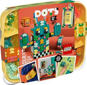 LEGO® Konstruktionsspielsteine »Kreativset Sommerspaß (41937), LEGO® DOTS«, (441 St), Made in Europe
