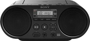Sony »ZS-PS55B mit DAB« Boombox (UKW mit RDS, 4 W)