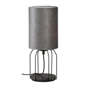 SCHÖNER WOHNEN-Kollektion Tischlampe GRACE silberfarbig