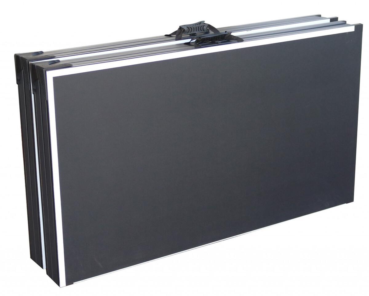Bild 2 von L.A. Sports Table Tennis Set Tischtennisplatte klappbar mit Netz